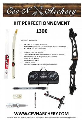KIT ARC PERFECTIONNEMENT