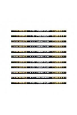 tube carbon/ alu x10 protour